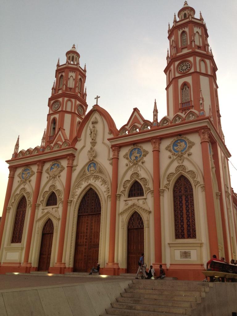 Iglesia de San Nicolás de Tolentino (Barranquilla) - Wikipedia, la encicloped...