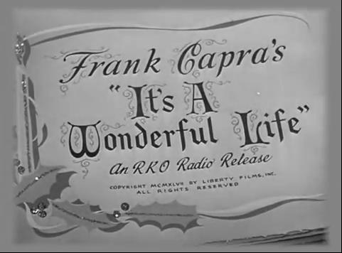 Its A Wonderful Life Wikiquote