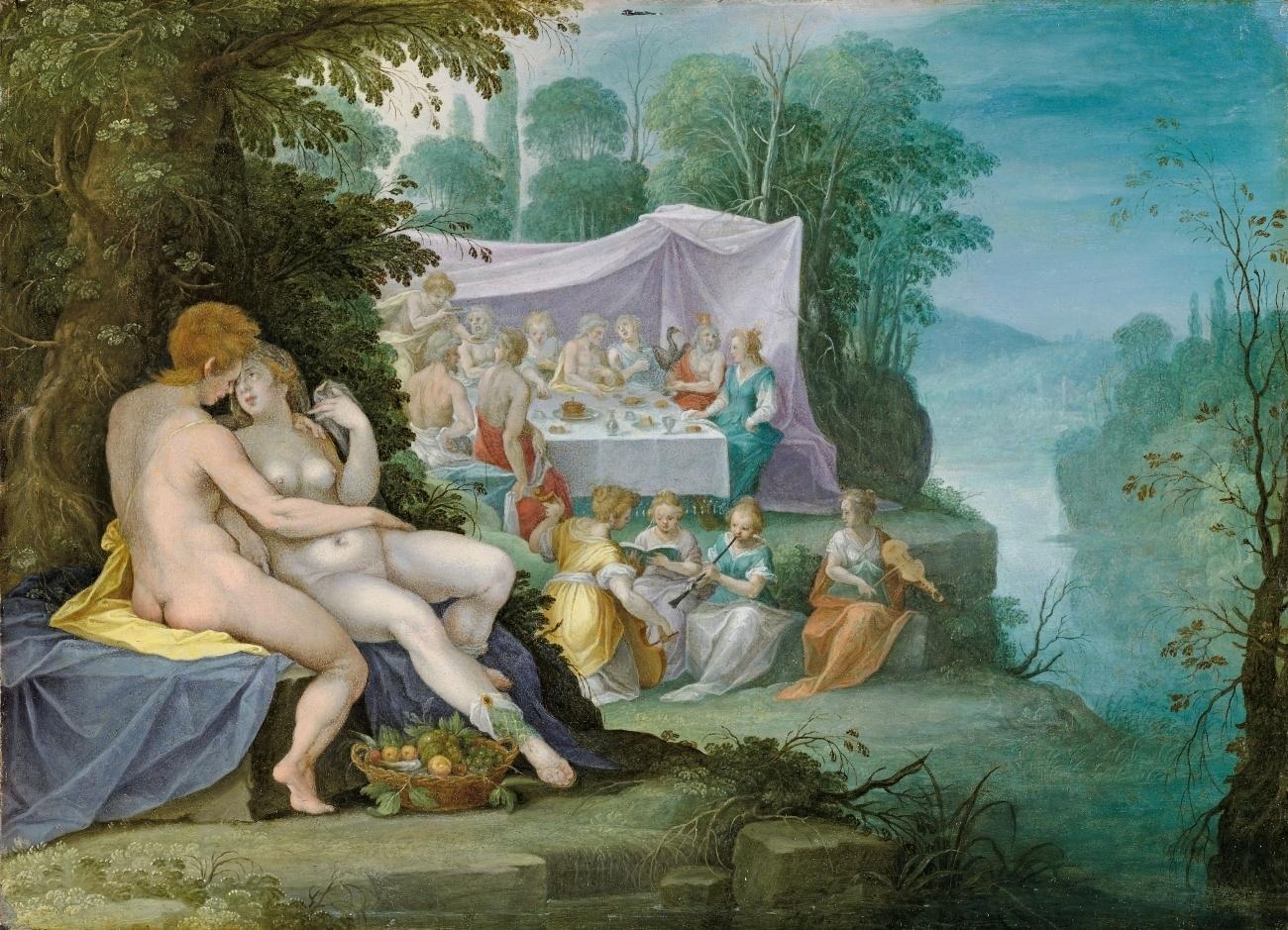 Thetis et Pélée
