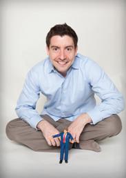 Jeremy Padawer American businessman, entrepreneur and animated TV producer