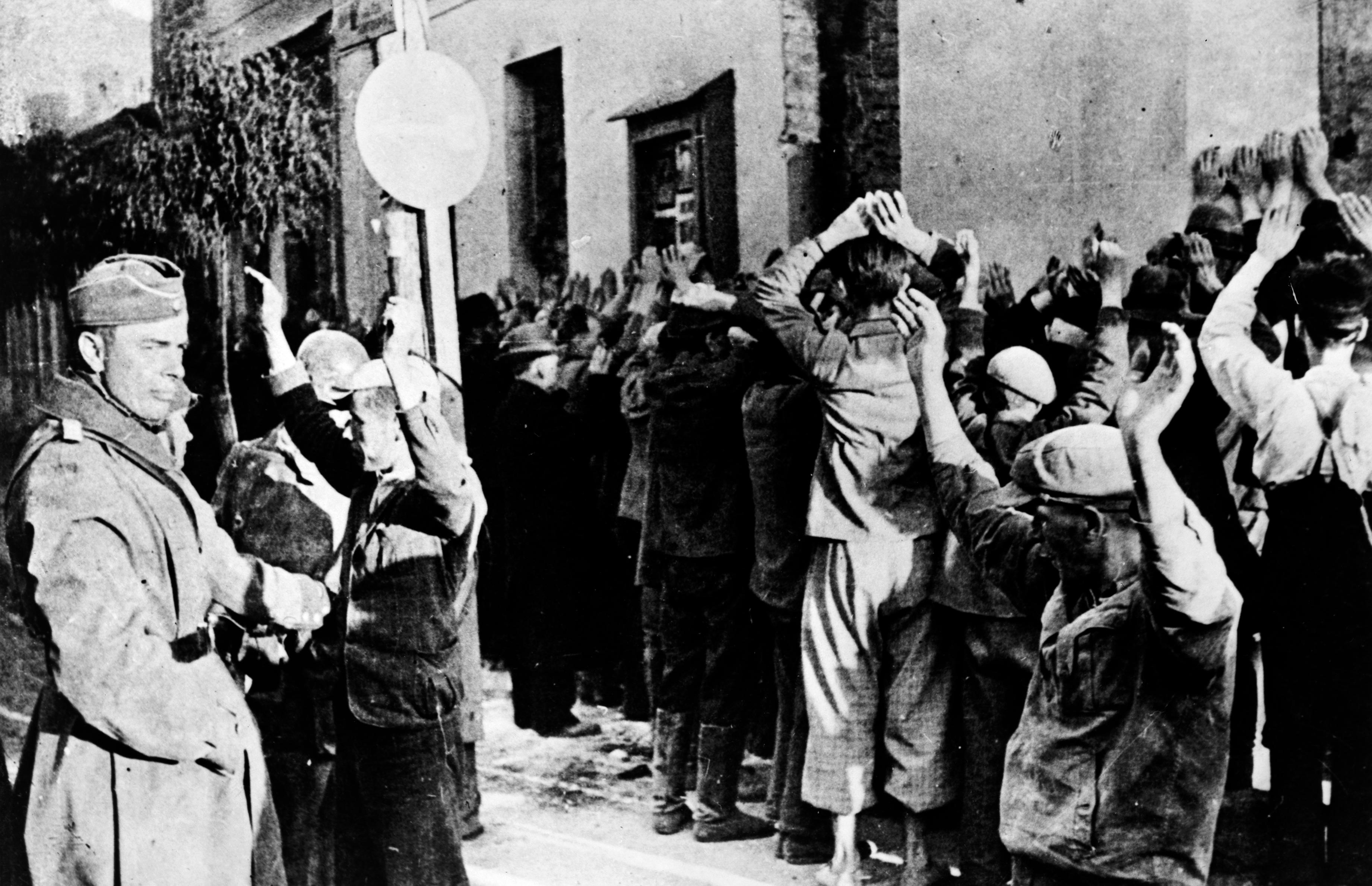 The Holocaust: The Range of Responses