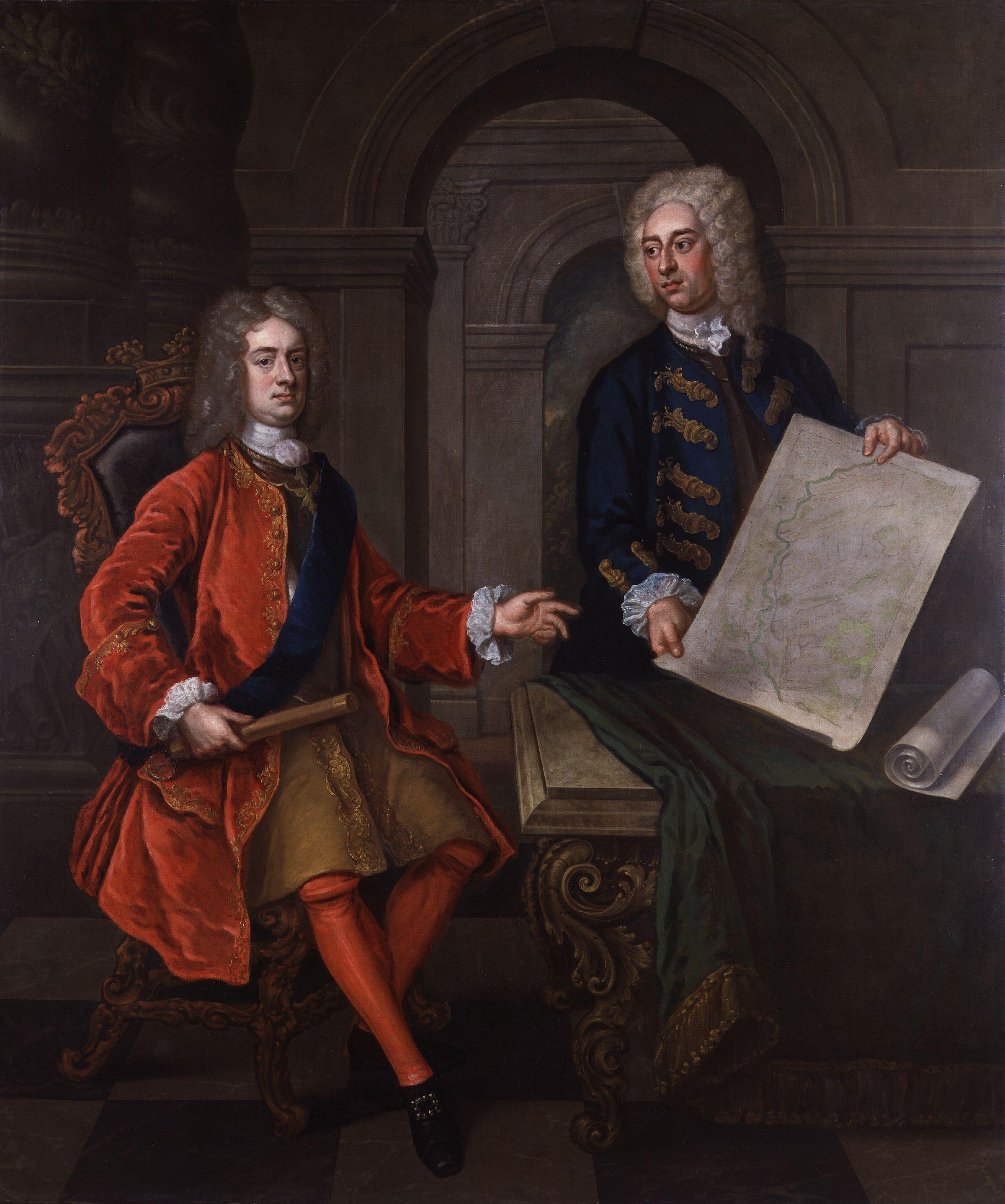 File John Churchill 1st Duke Of Marlborough John