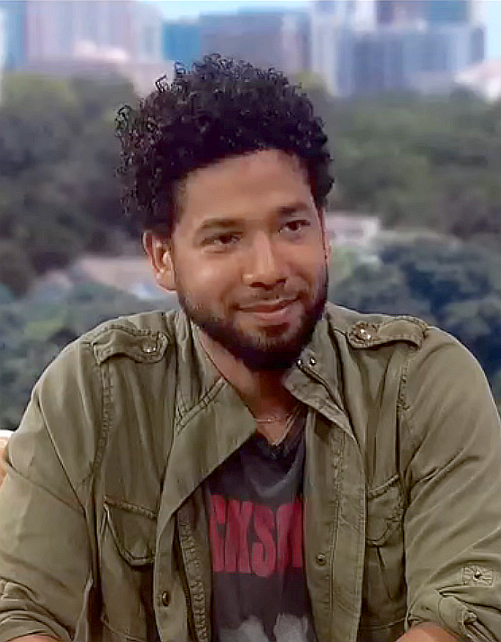The 35-year old son of father Joel Smollett and mother Janet Smollett Jussie Smollett in 2018 photo. Jussie Smollett earned a  million dollar salary - leaving the net worth at 0.5 million in 2018