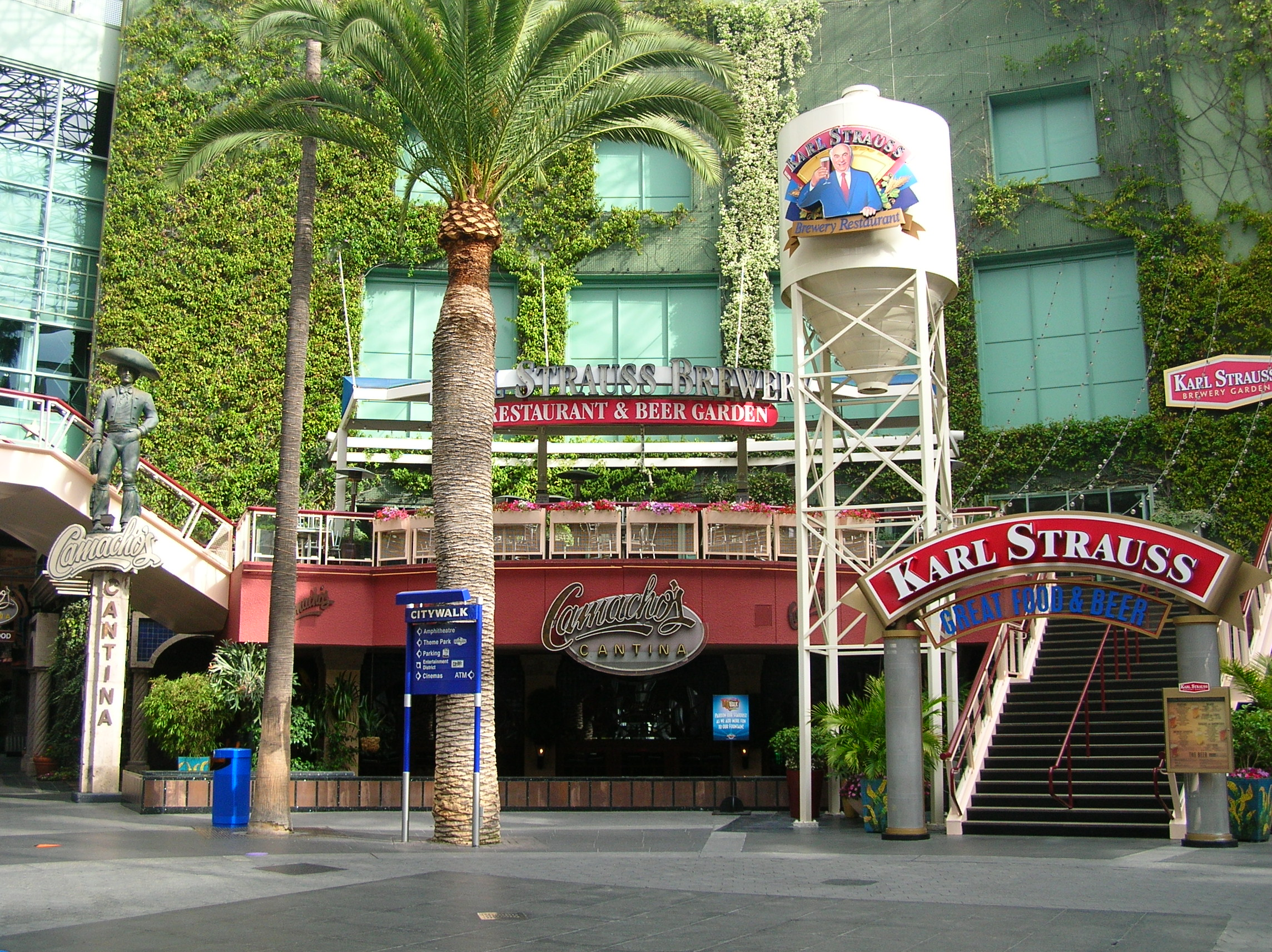 Citywalk Hollywood Restaurants Best