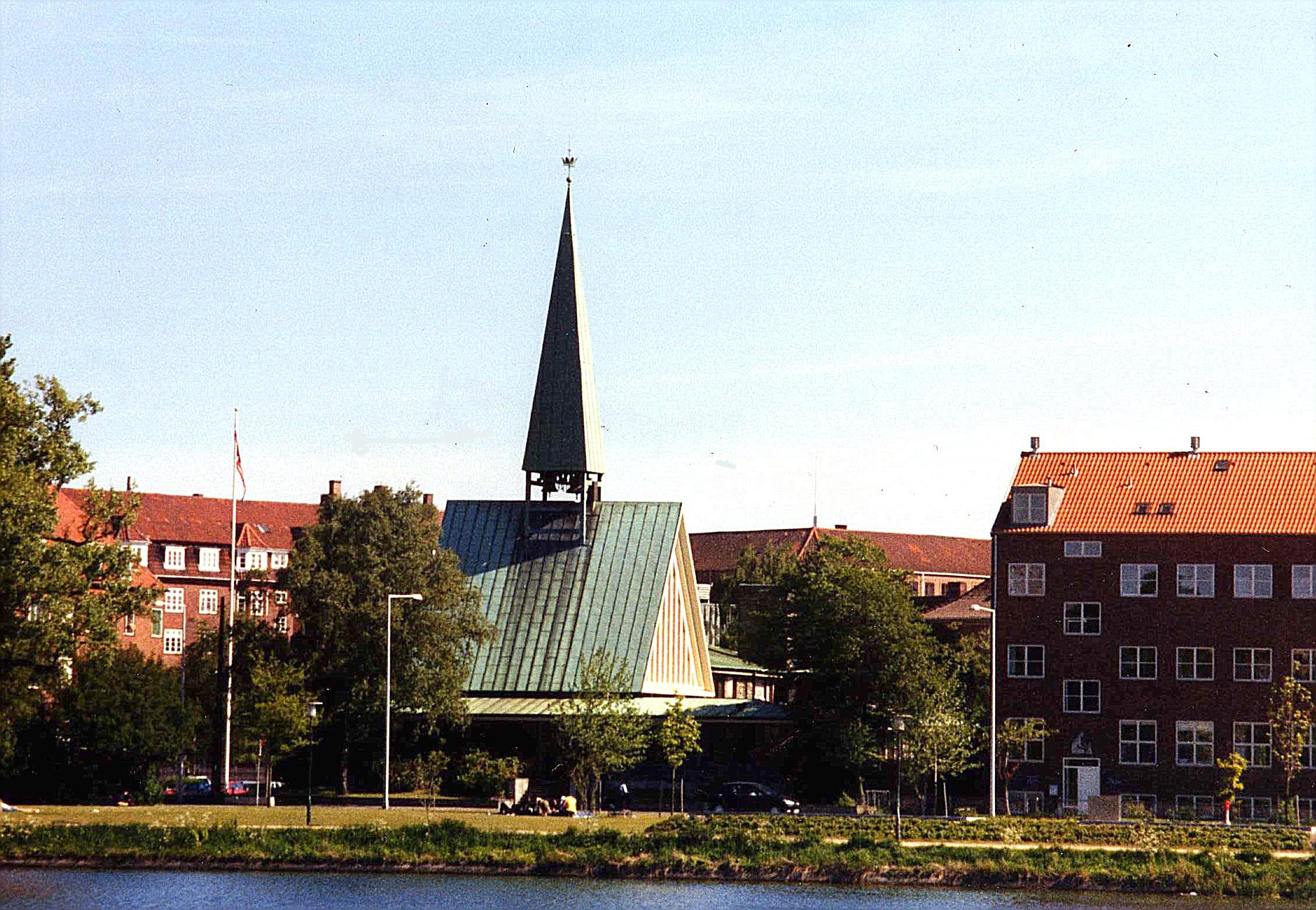 den norske kirke i utlandet