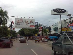 Praya, Lombok Town in Lesser Sunda Islands, Indonesia
