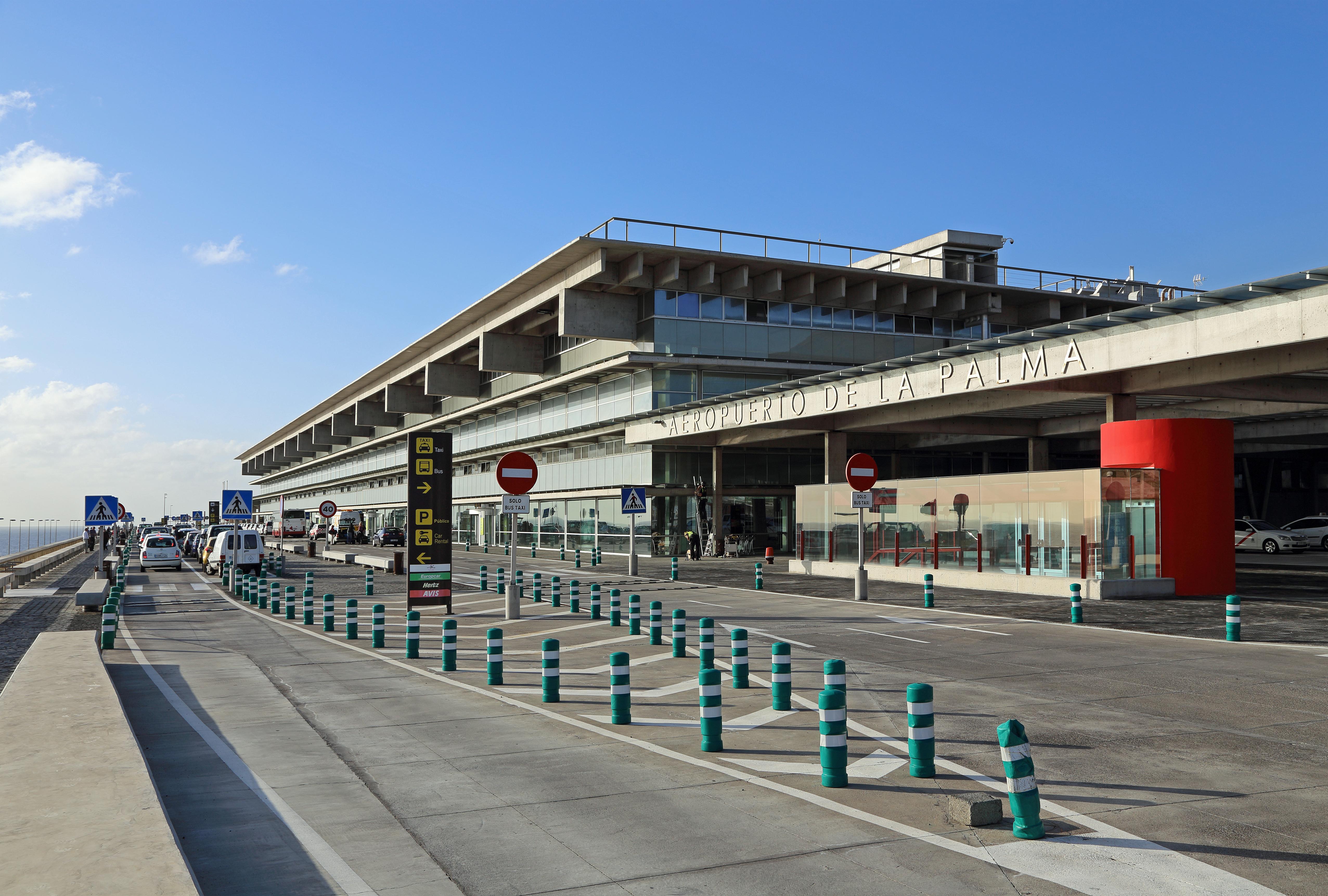 La Palma Airport Wikipedia
