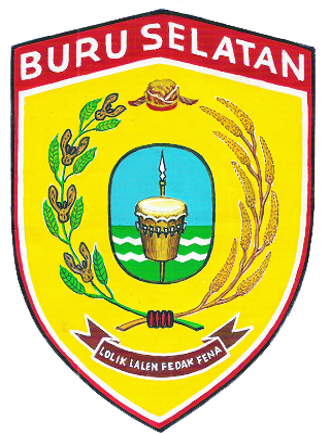 File:Lambang Kabupaten Buru Selatan.png