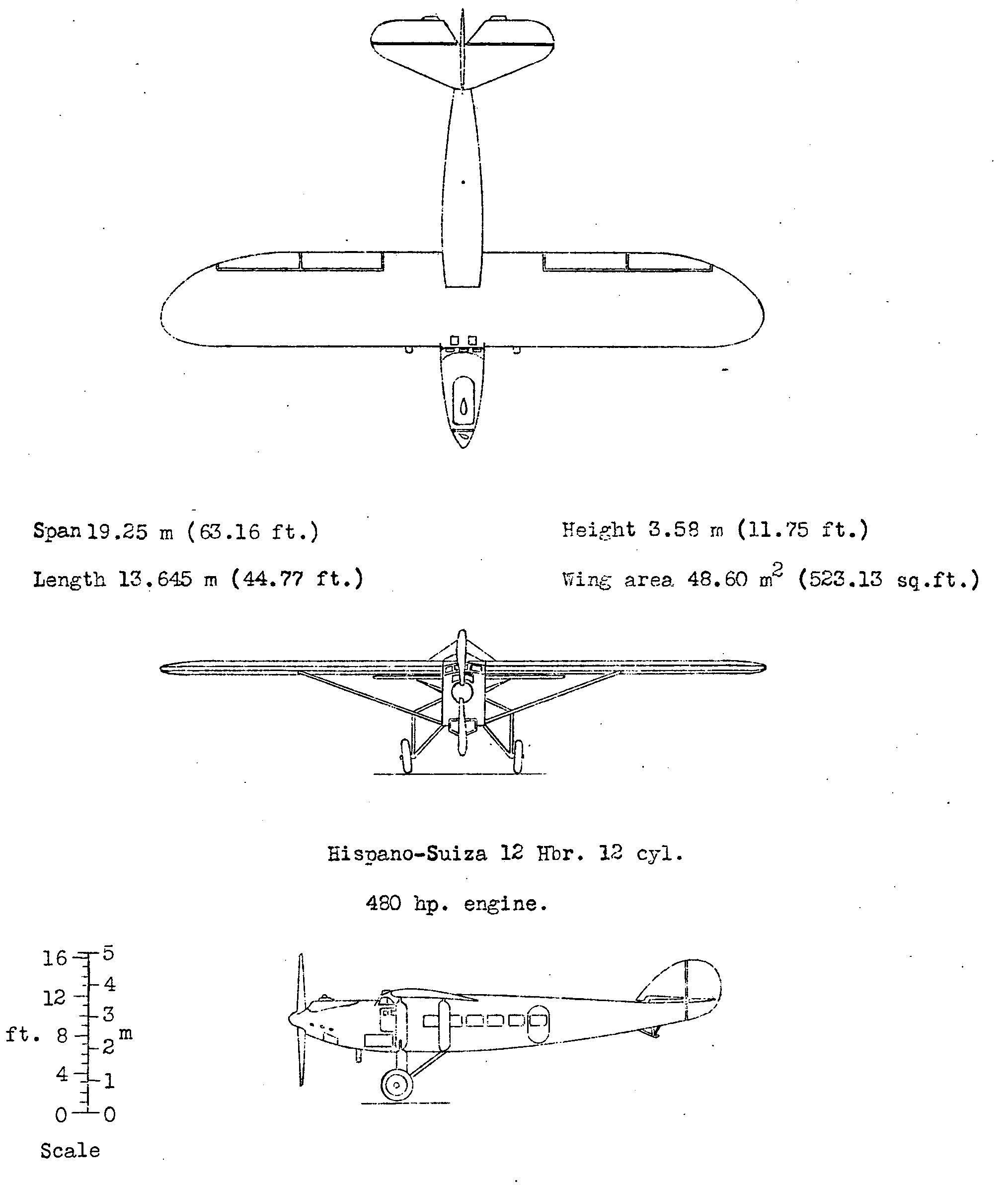Fabulous File Late 28 3 View Naca Aircraft Circular No 112 Wikimedia Wiring Digital Resources Remcakbiperorg
