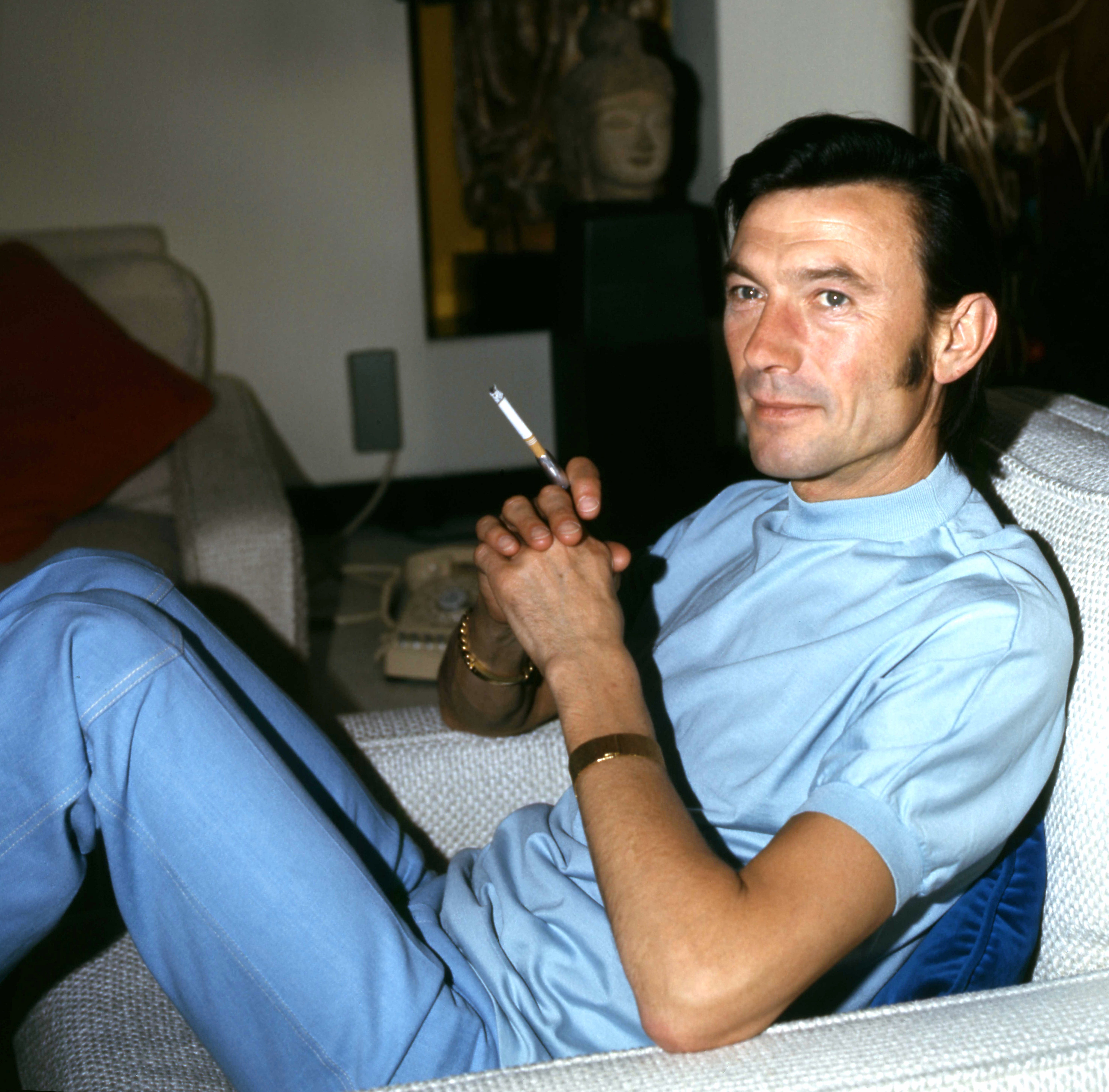 laurence harvey room at the top