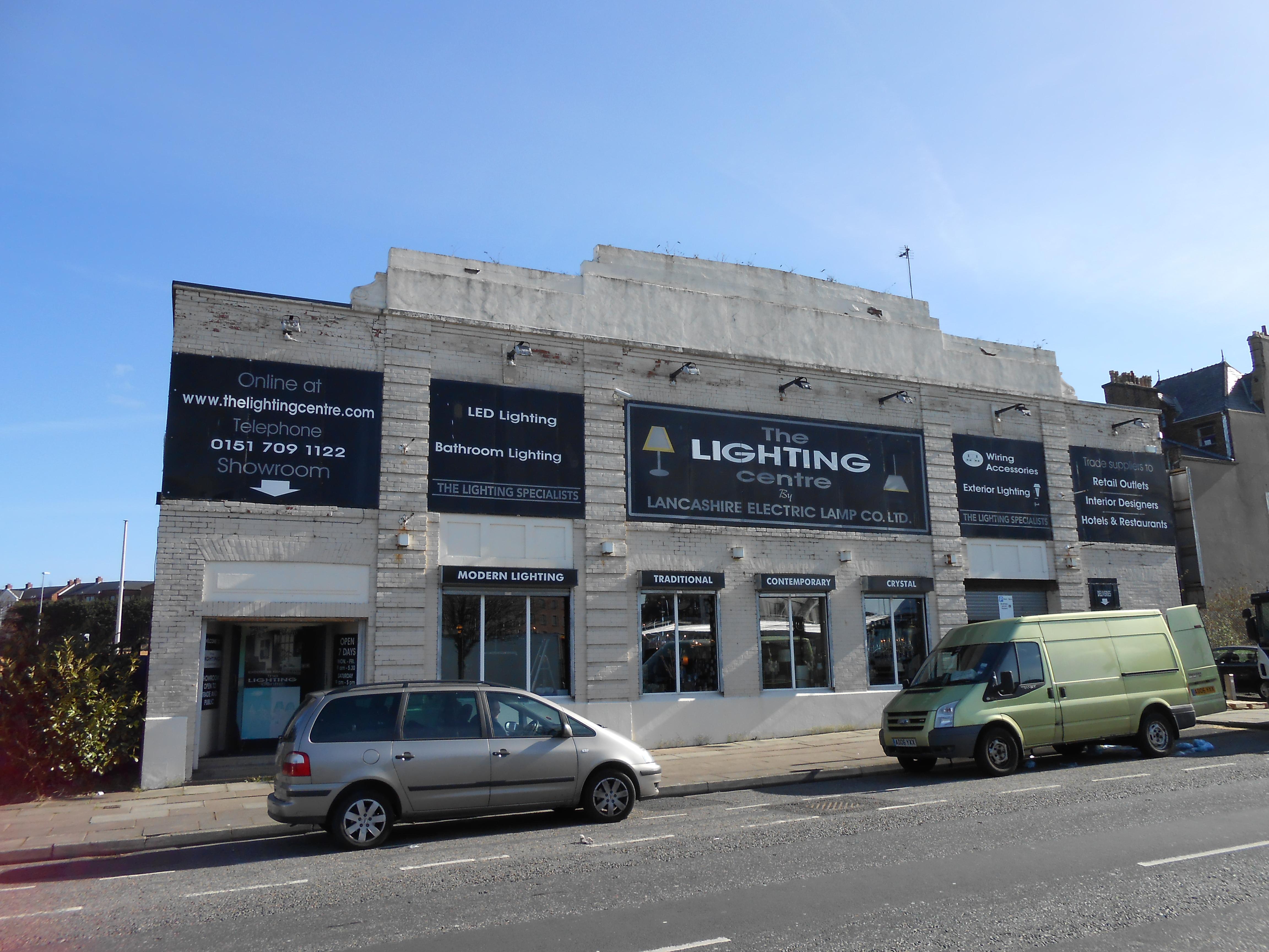 File Lighting St James Street Liverpool Jpg