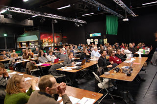 Landsmøtet i 2011. Foto: Jan Bojer Vindheim, CC BY-SA 3.0