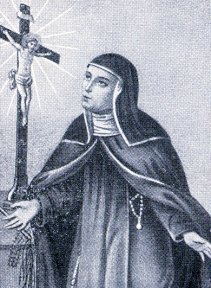 Maria Llorença Llong Founded the Capuchin Poor Clares