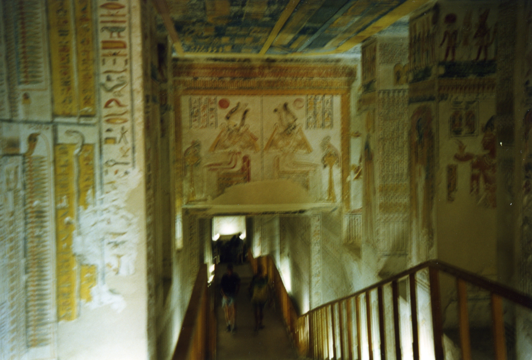 File:Luxor, Valley of the Kings, Tomb of Ramses VI ...