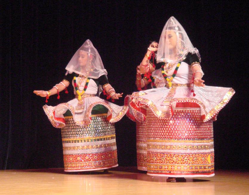 Manipuri dance - Wikipedia