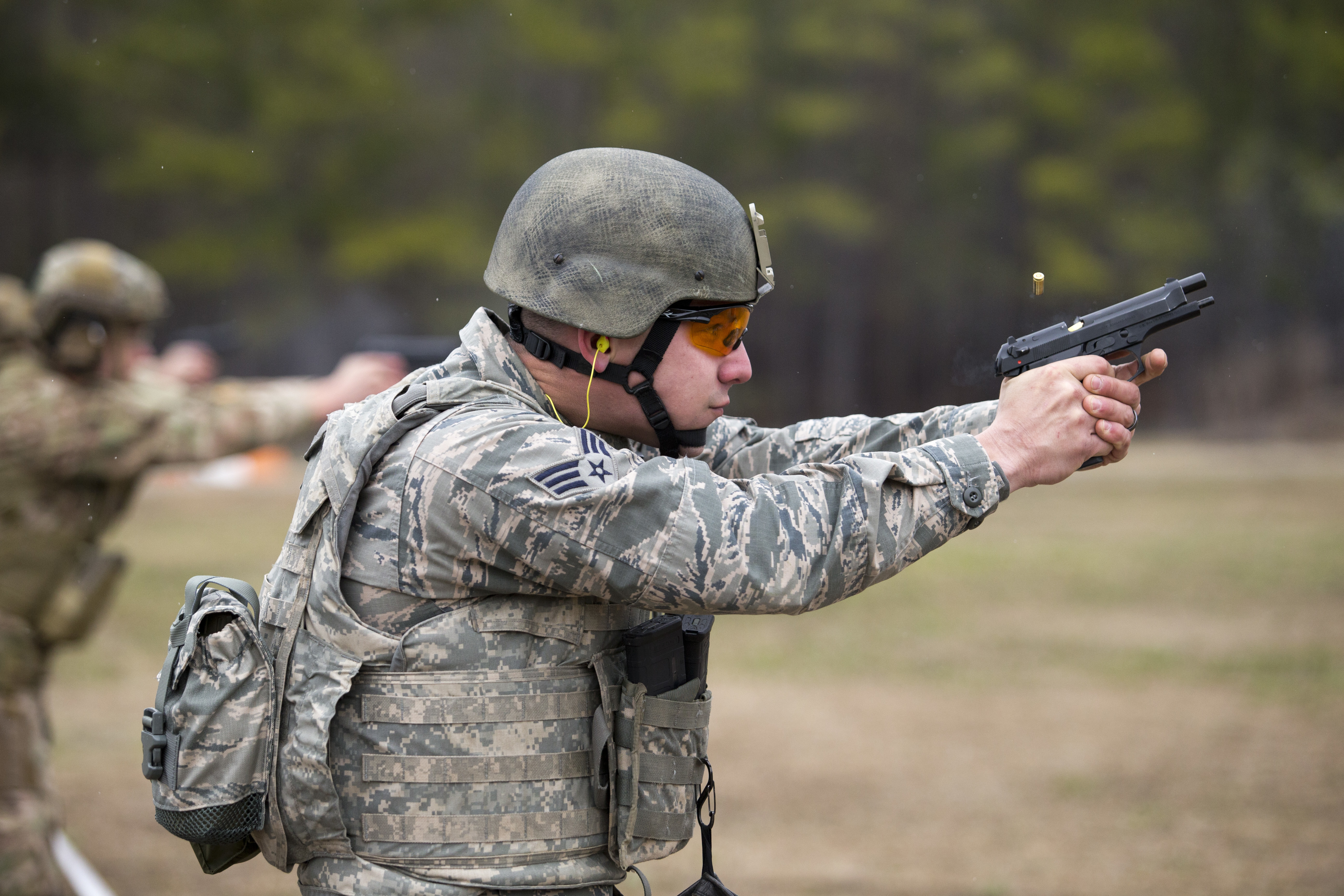 Ggtc georgia national guard - File Marksmen Compete In Honor Of Georgia Veteran And Amputee 150228 Z Pa893