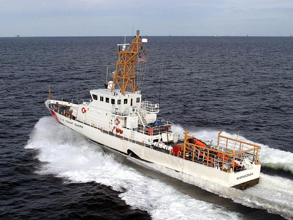 Icebreaker Mackinaw  Coast Guard Cutter WAGB 83