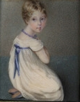 Mary Matilda Betham, Portrait of Edith May Southey, 1809[4]