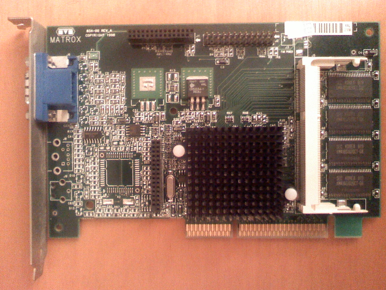 MATROX MGA-G200A AGP WINDOWS 7 64BIT DRIVER