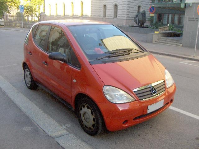 File Mercedes Benz A140 Jpg Wikimedia Commons
