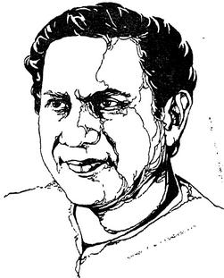 Mikkilineni (actor) Indian actor