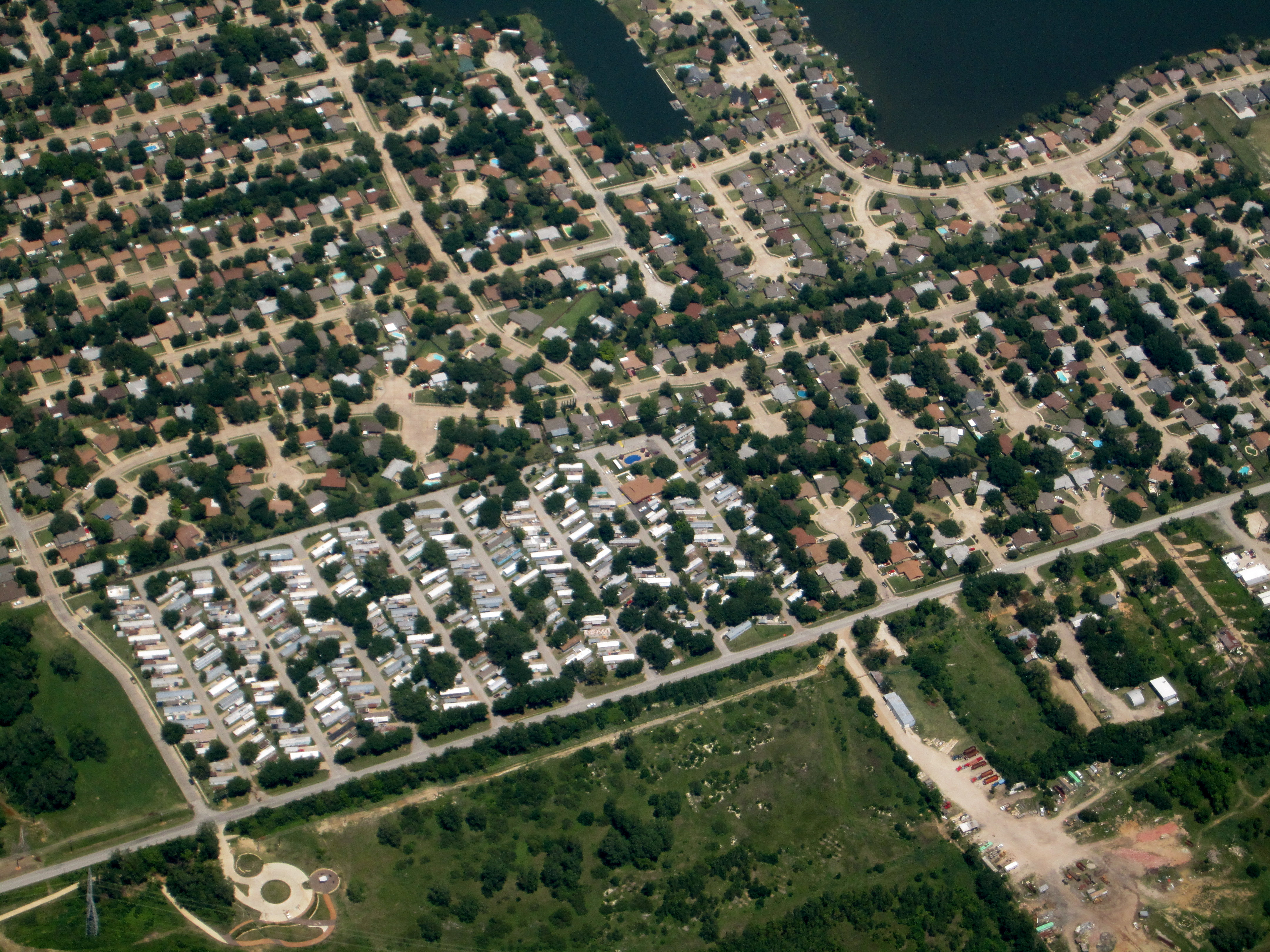 Mobile_home_park,_aerial_(6044616136) Mobile Home Park Aerial View Florida on mobile home parks in havelock nc, office park aerial, airport aerial, mobile home 55 plus communities,