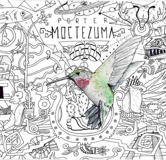 Moctezuma (álbum) - Wikipedia, la enciclopedia libre