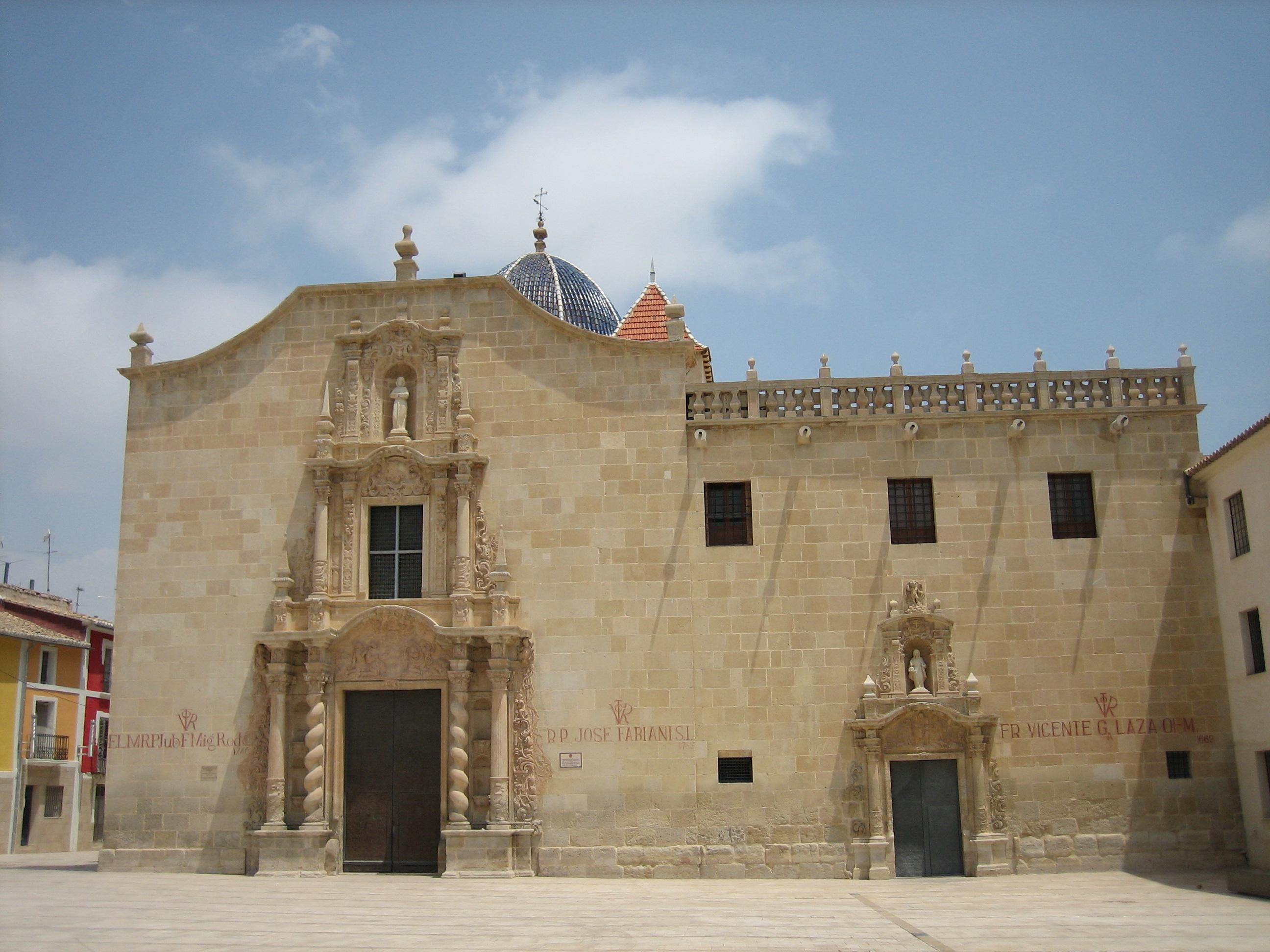 Santa Faz Monastery, Alicante