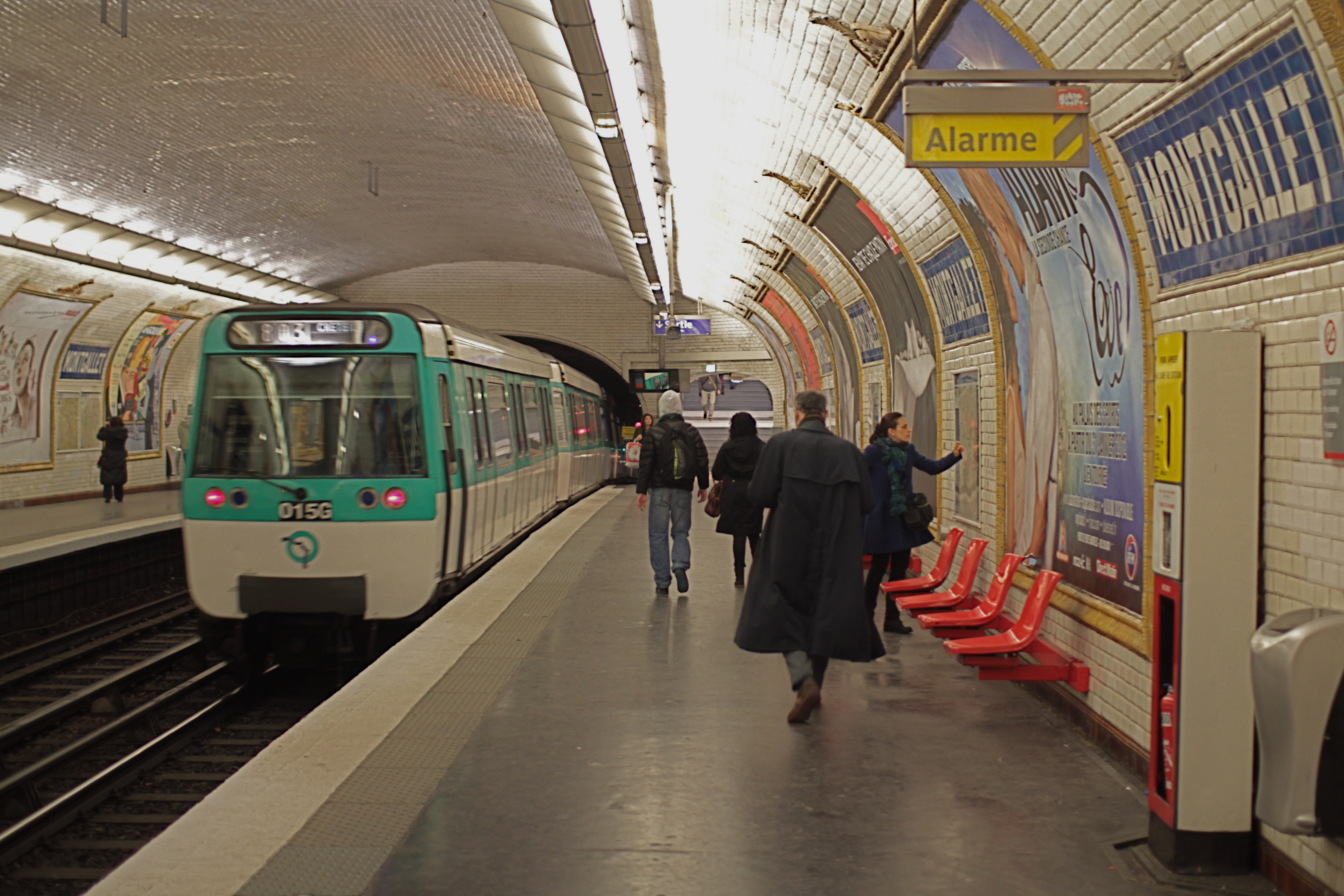 Montgallet (Métro Paris)