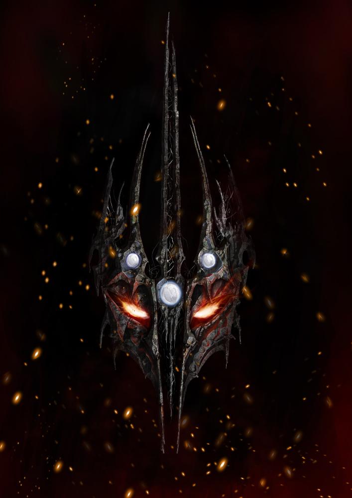 Depiction of Melkor