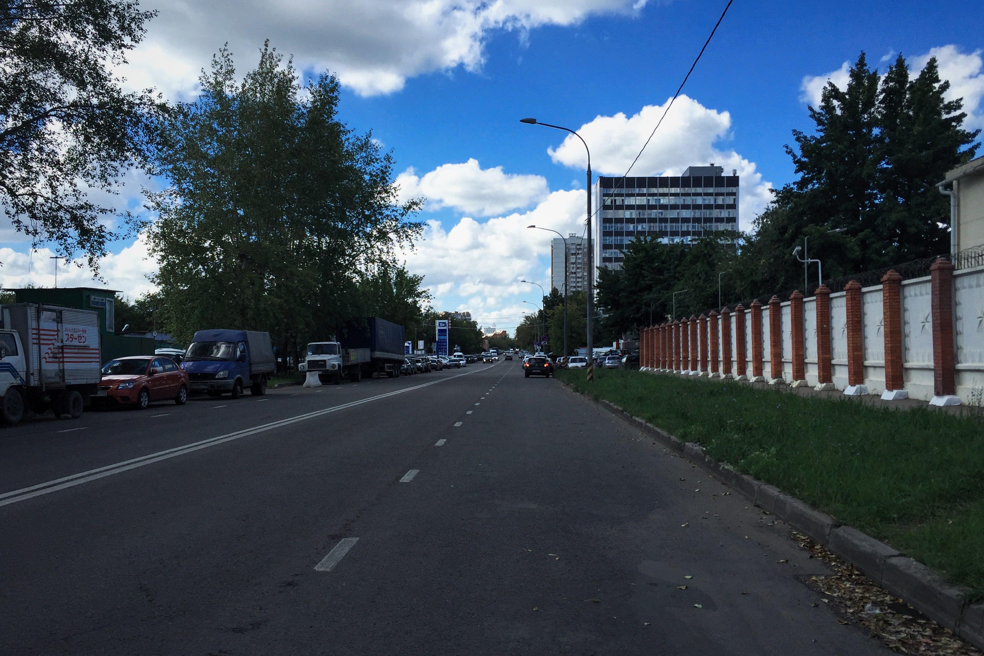 Ссылки на сайт Ярославское шоссе прогнать сайт Бойцовая улица