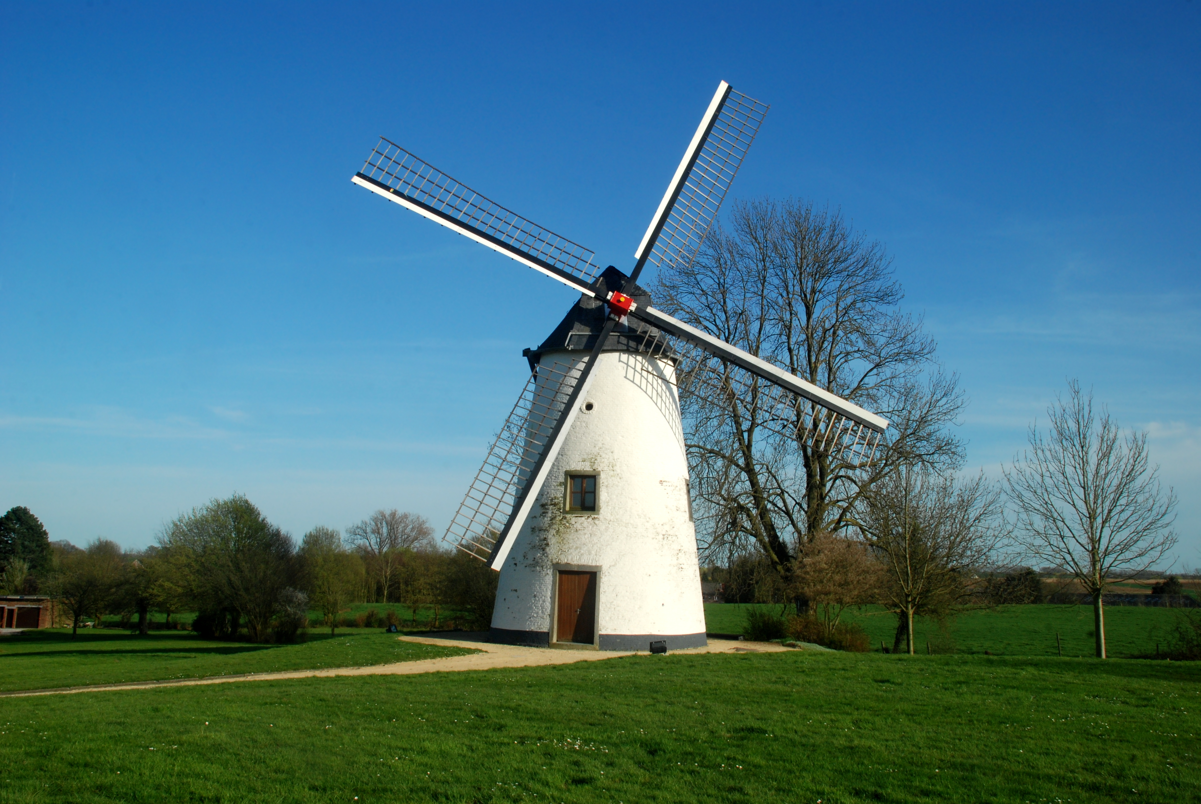 Moulin Gustot d'Opprebais