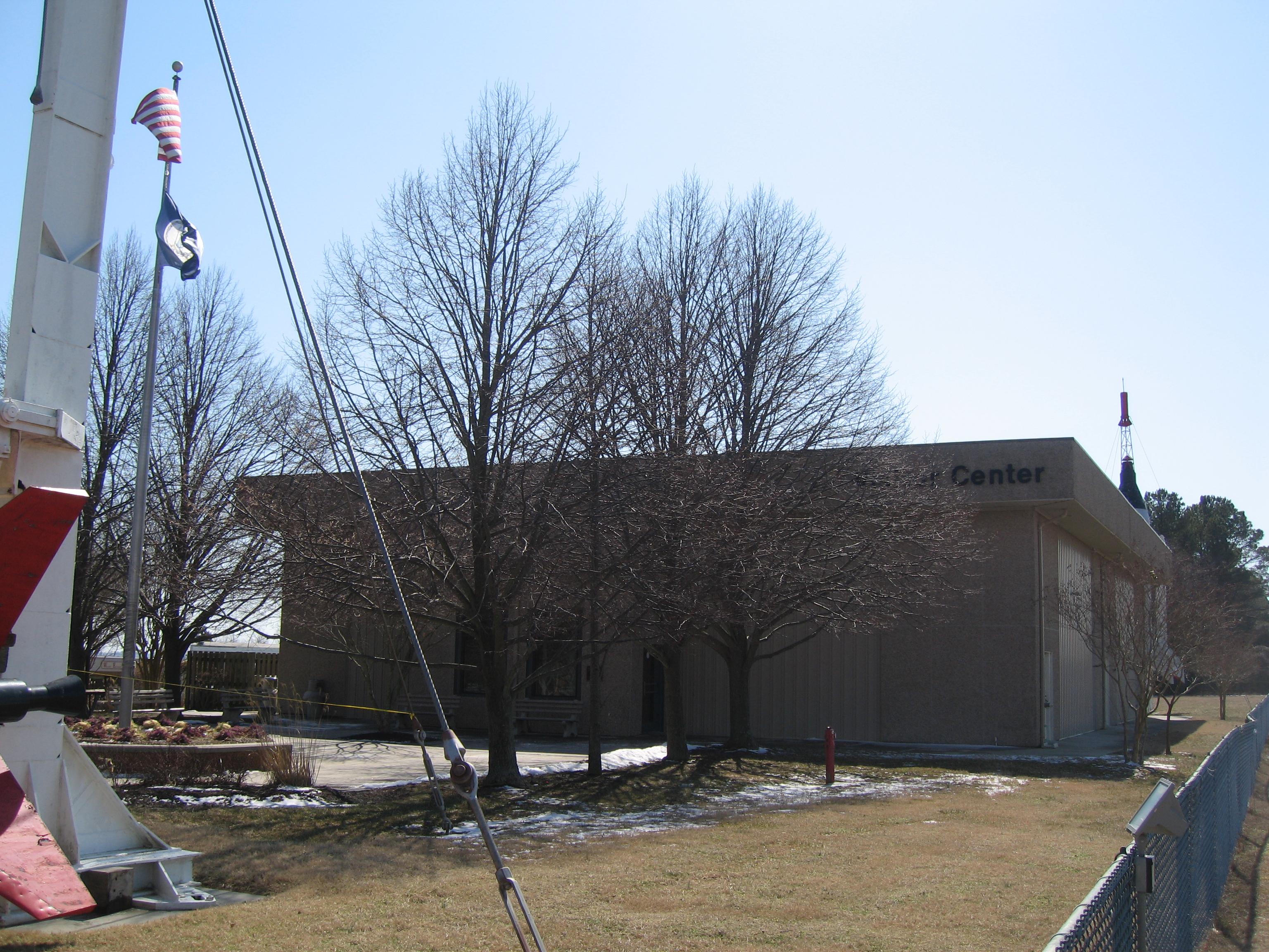 nasa wallops visitor center - photo #4