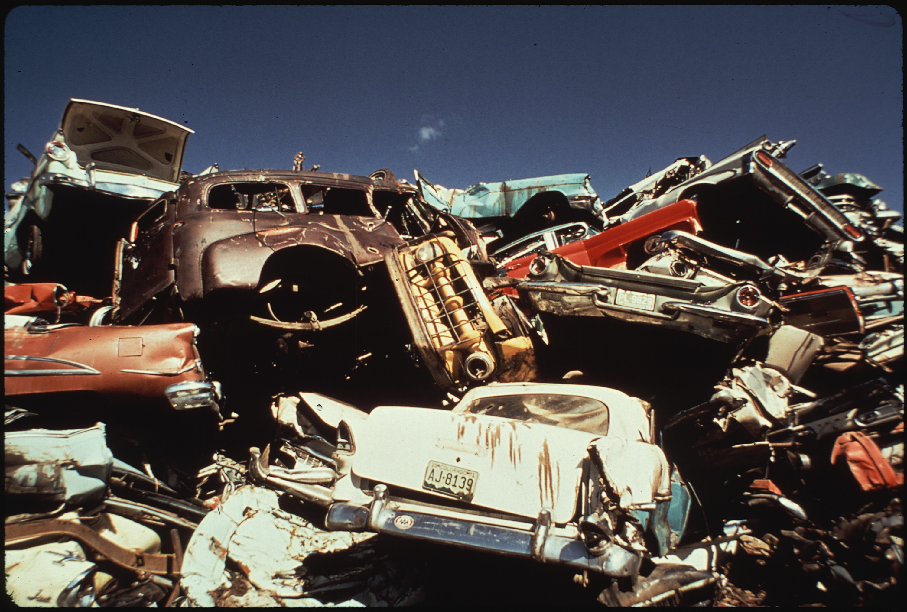 Junk Yard Car Parts Anoka County Mn