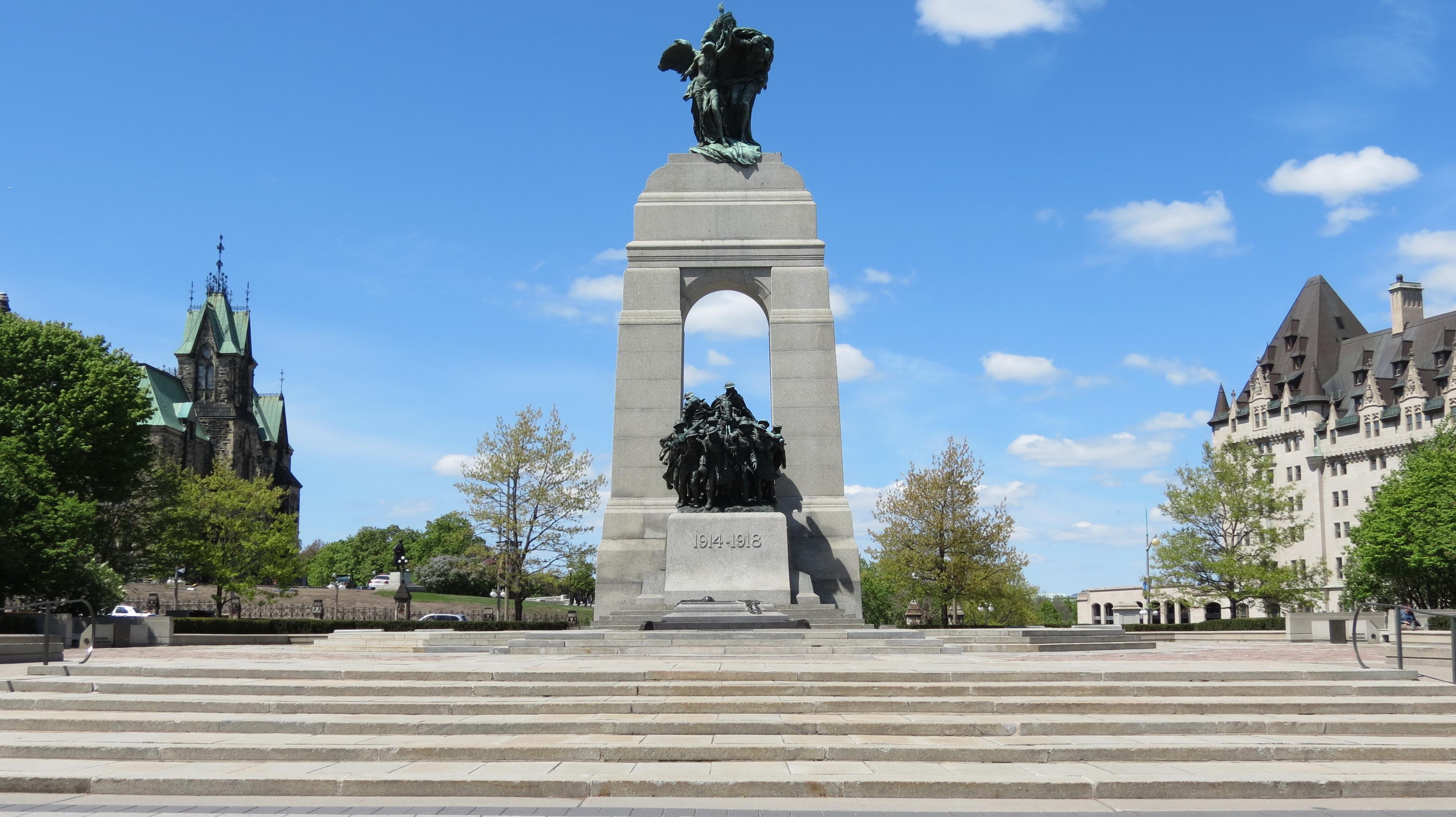 File:National War Memorial, Elgin St, Ottawa (491641) (9450170594 ...
