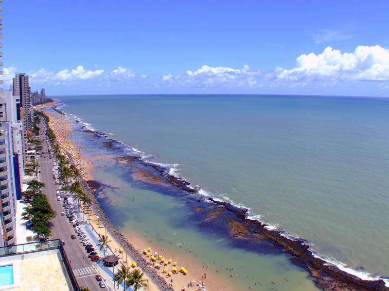 Praia de Boa Viegem, Brazil