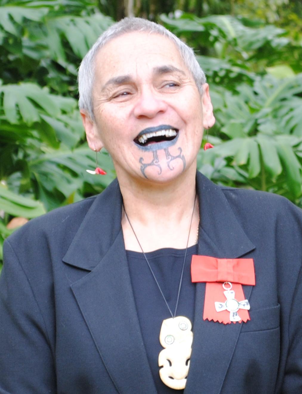 Ngahuia Te Awekotuku - Wikipedia