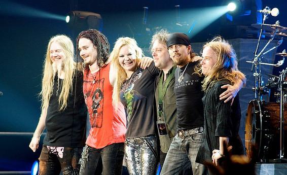 Nightwish - Дискография (1996-2012) MP3