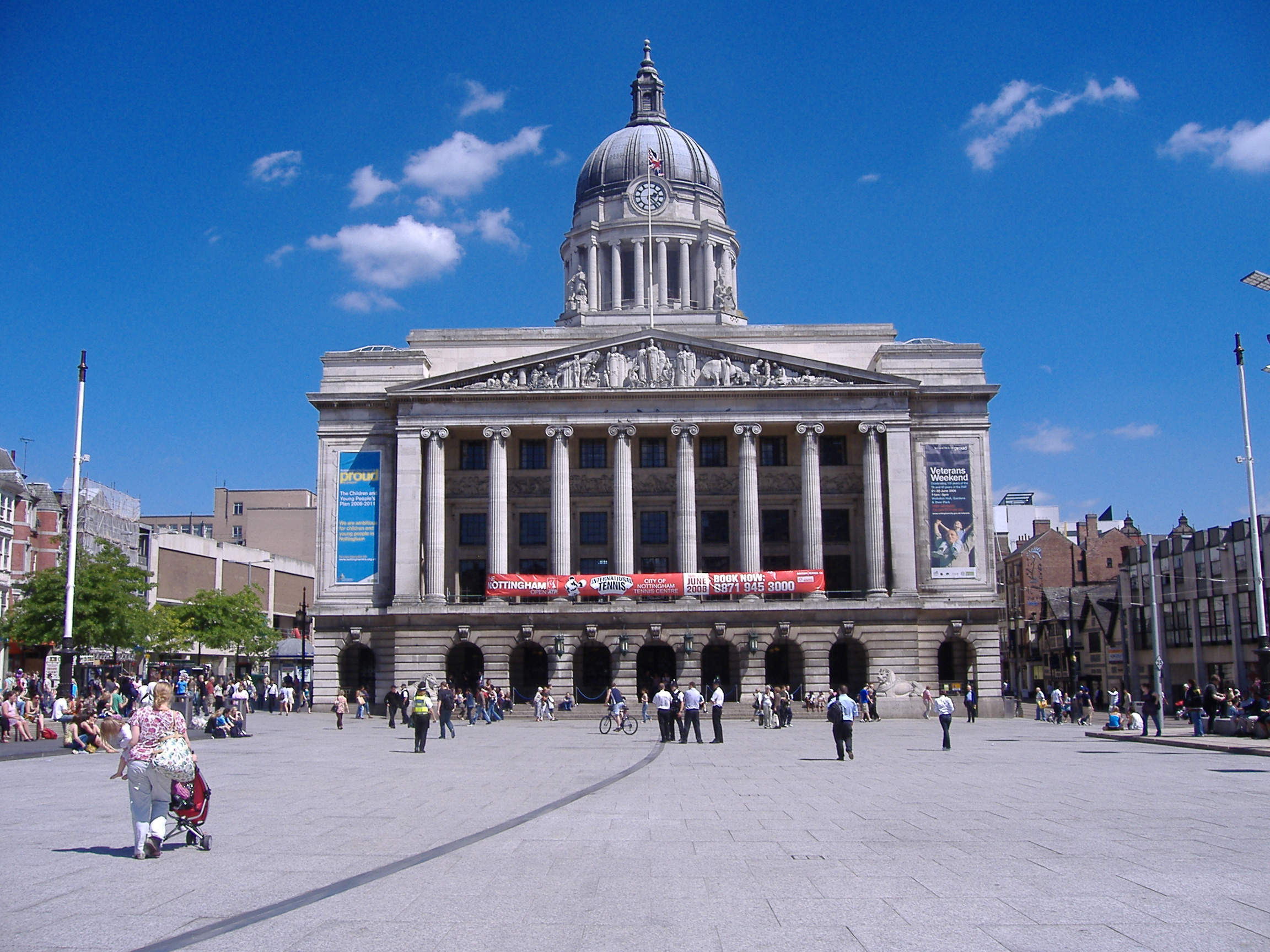 building rock types in nottingham city Laser-scanning hundreds of artificial caves beneath it would be a fair assumption that every building or site within the old city nottingham's rock.