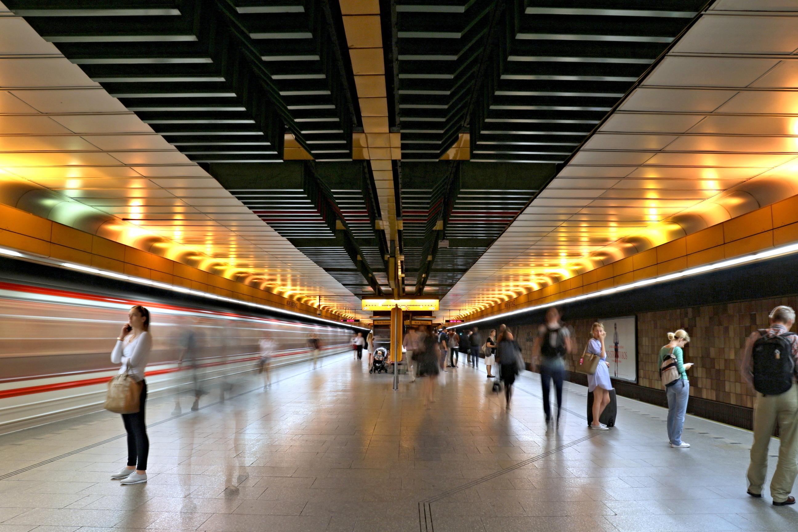Nové Butovice (stanice metra)