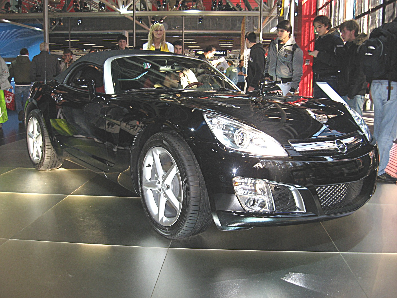 Opel Gt 2006 Wikipedia