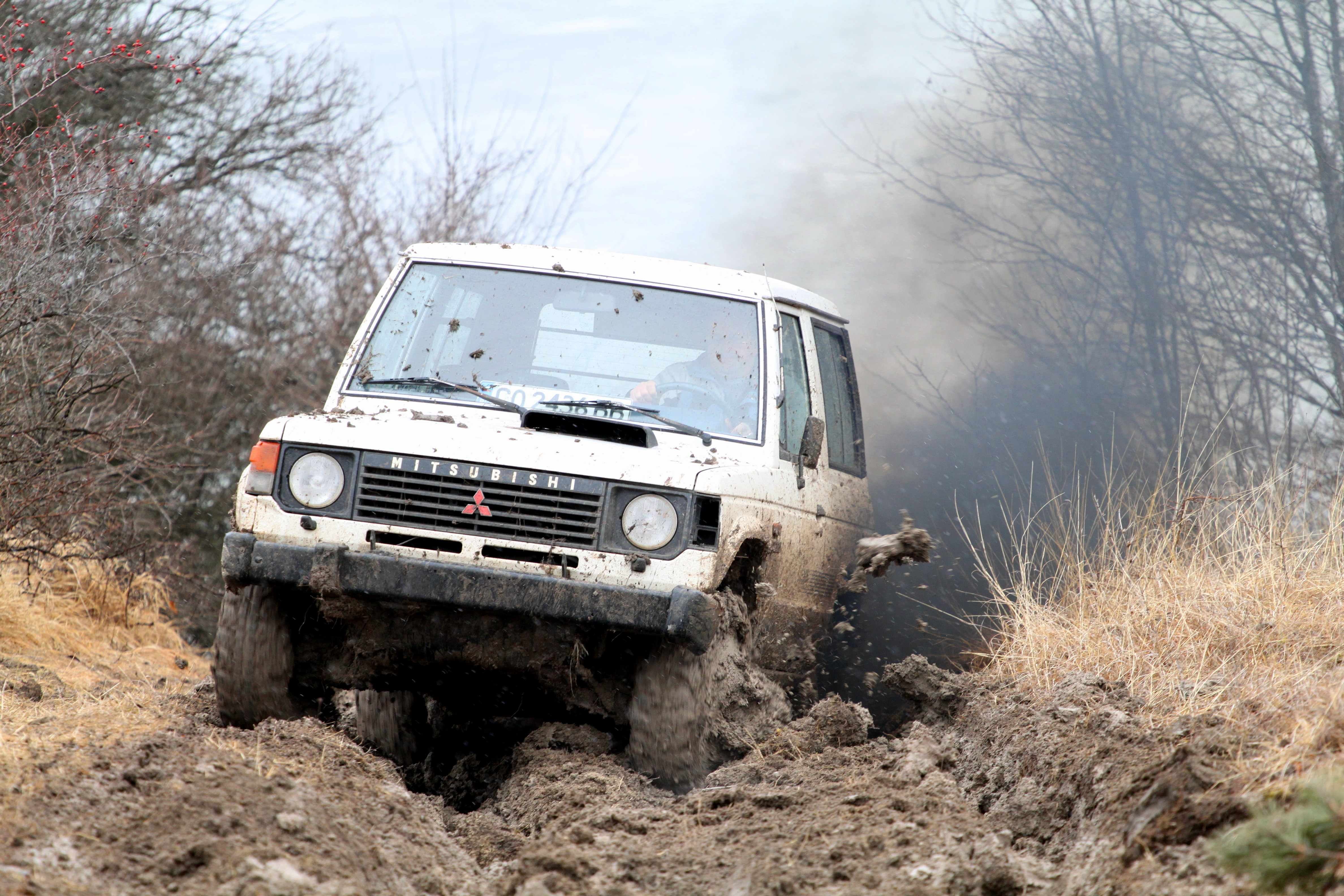 File Pajero In Offroad Jpg Wikimedia Commons