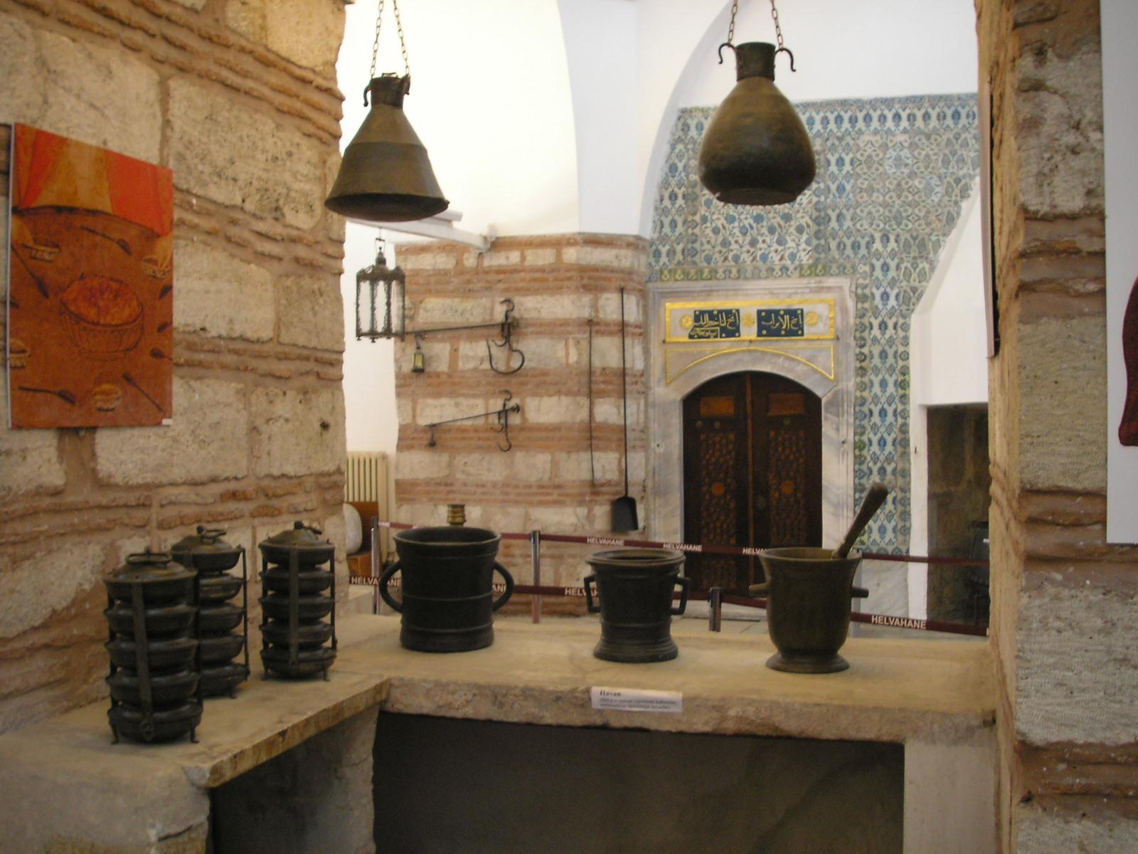 File:Palace kitchens Topkapi 2007 024b.jpg - Wikimedia Commons