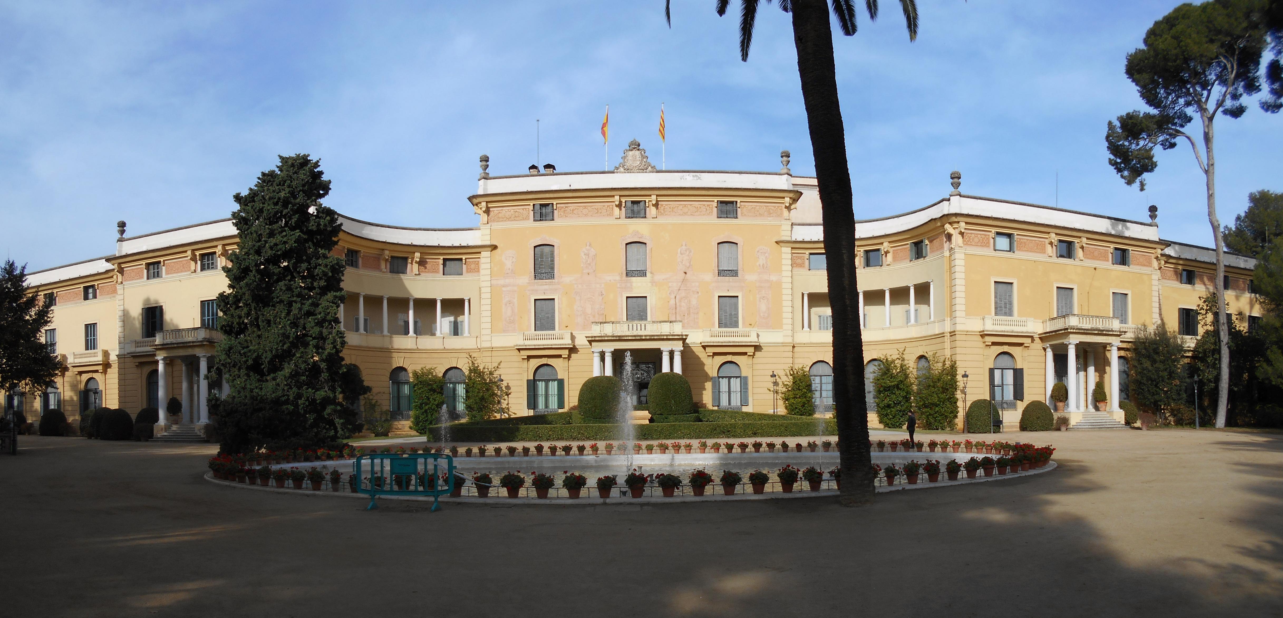 Visita als jardins del Palau de Pedralbes