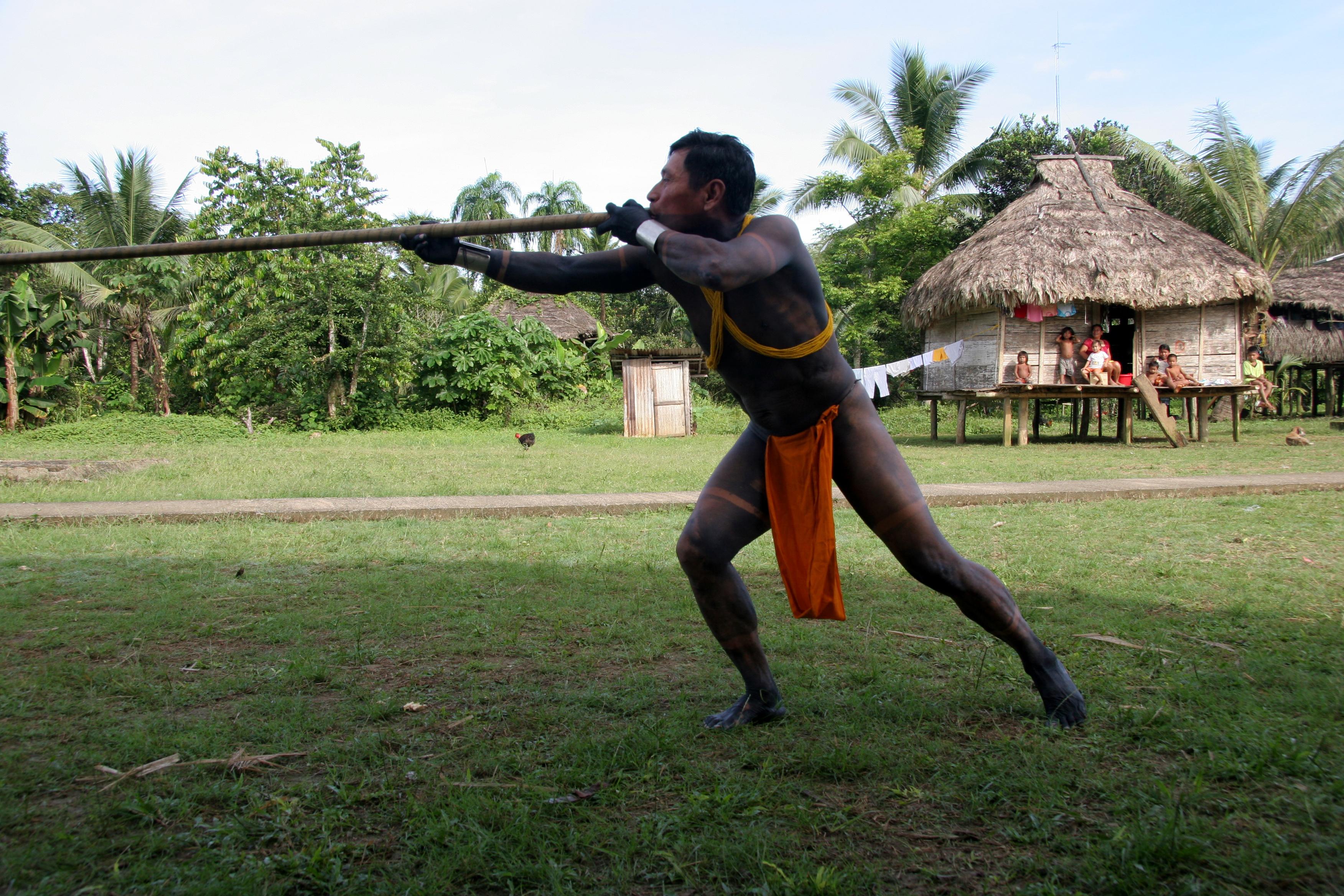 cultura del amazonas