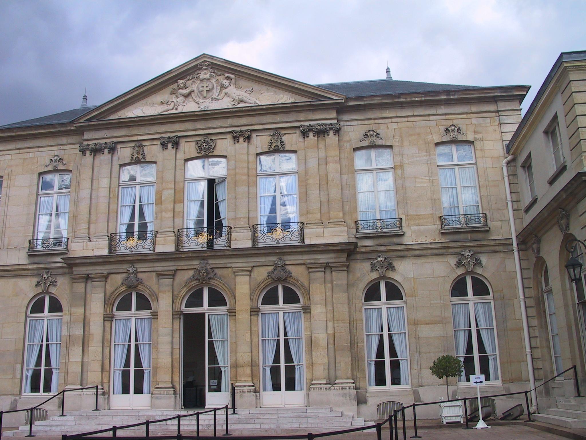 File paris hotel de brienne minist re de la d fense jpg for Ministere de defense
