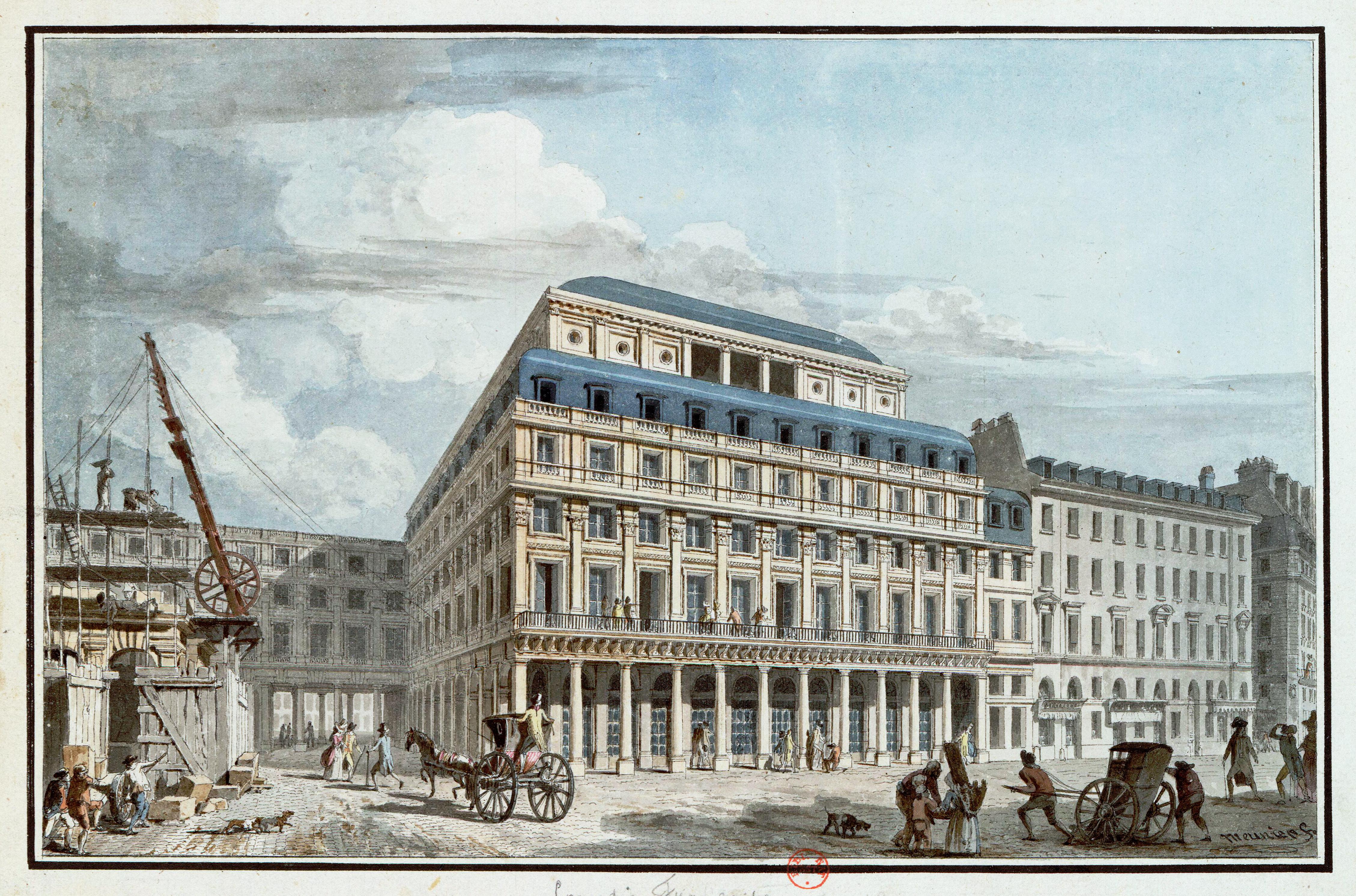 Buste Hotel De Ville Stockholm