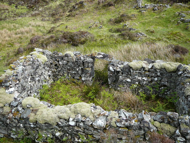 File:Part of the Ruined Croft at Pollantobair - geograph.org.uk - 677940.jpg