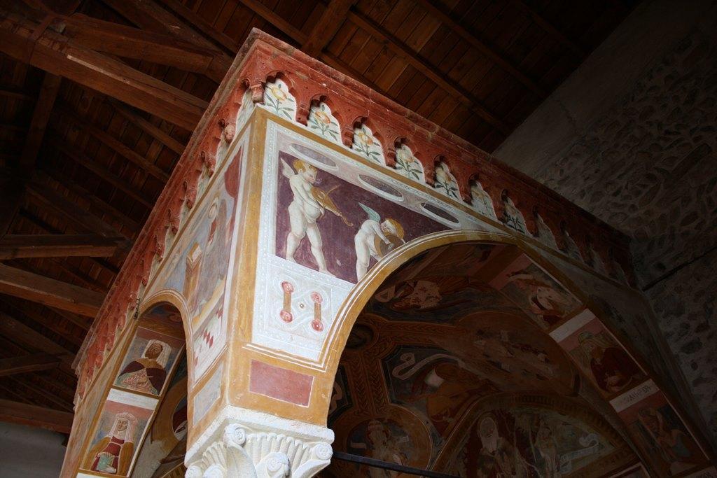 Chiesa Santo Stefano Bizzozero.File Particolare Del Ciborio Presente In Santo Stefano A