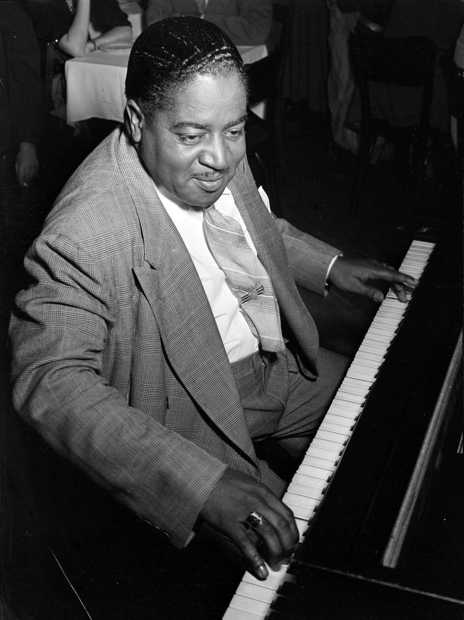 Pete Johnson, c. August 1946